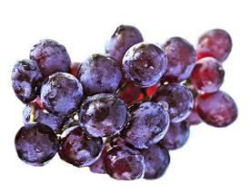 Mega Flavon Czerwone Winogrono owoc zdjęcie fotografia